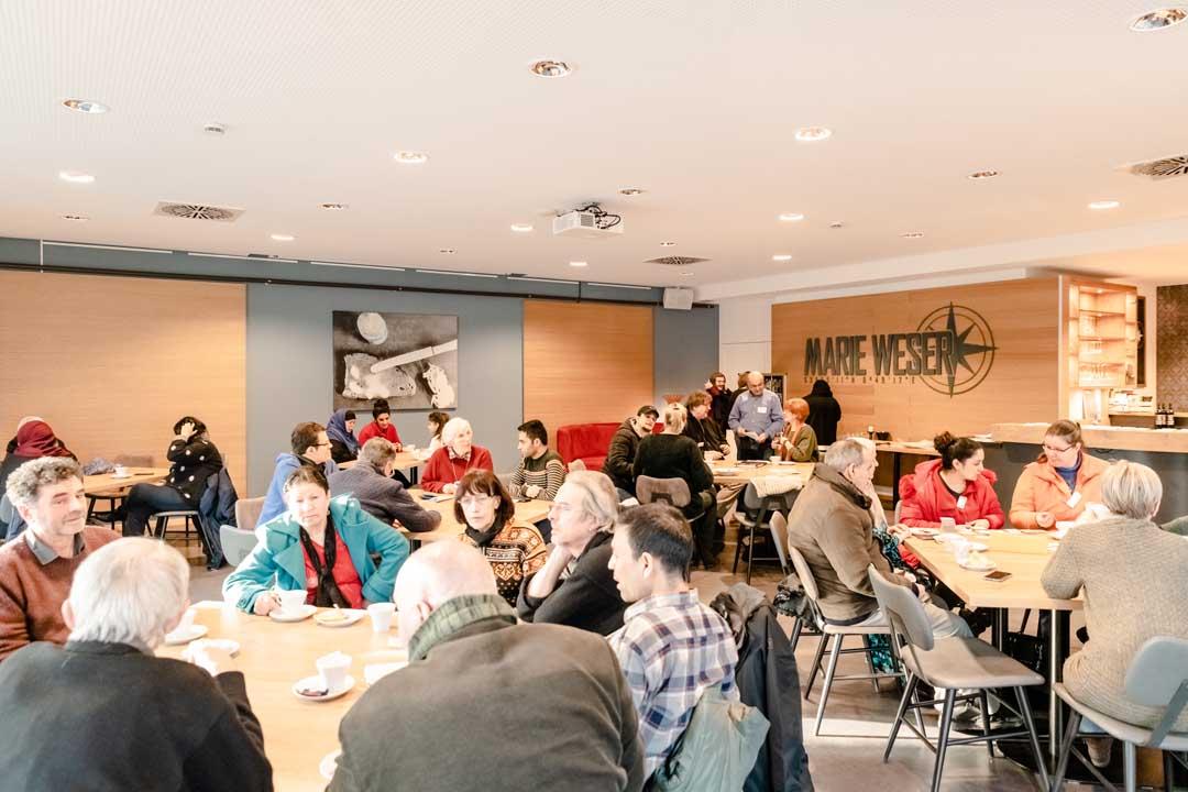 Veranstaltung im Raum Weser