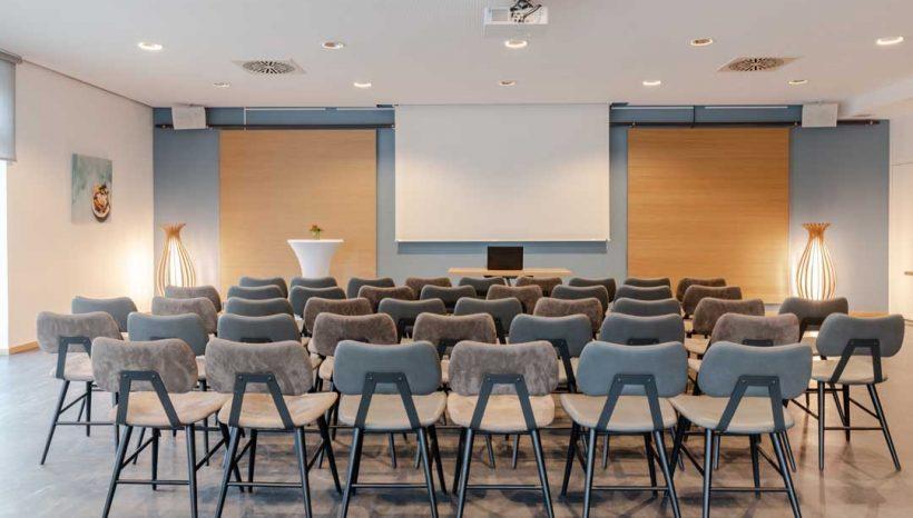 Raum Weser mieten - Konferenzbestuhlung